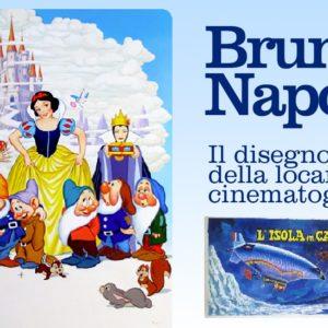 Bruno Napoli – Il Disegno della Locandina