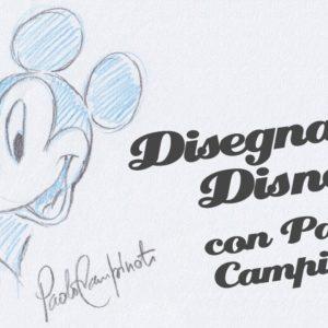 Disegnando Disney