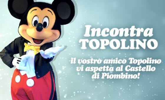 Incontra Topolino